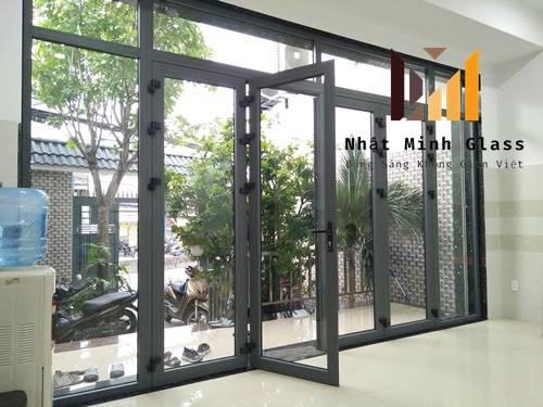 Cửa Nhôm Xingfa Quảng Đông