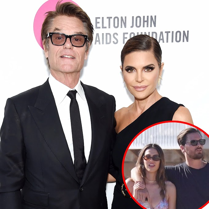 Sources Reveal How Lisa Rinna And Harry Hamlin Really Feel About Their Daughter Amelia Gray Hamlin Hanging Out With Scott Disick!
