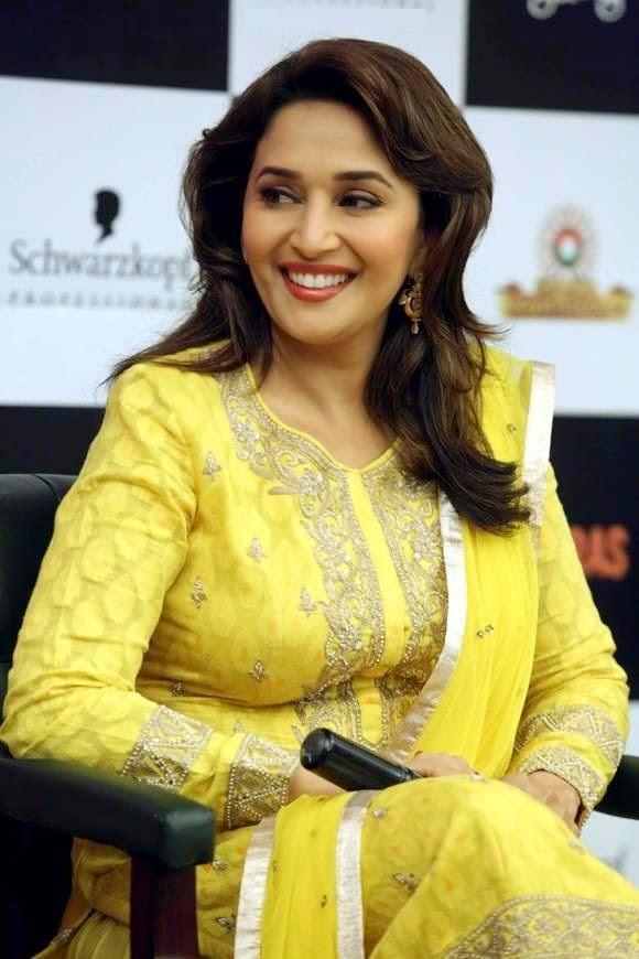 Bollywood Actress Madhuri Dixit Latest Hd Beautiful Hot -7322