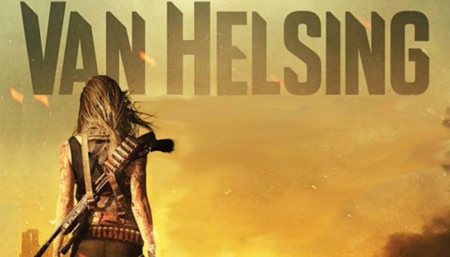 Van Helsing serie Syfy