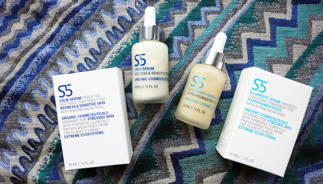 S5 Calm Serum & Illuminate Serum review
