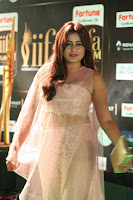 Nidhi Subbaiah Glamorous Pics in Transparent Peachy Gown at IIFA Utsavam Awards 2017  HD Exclusive Pics 53.JPG