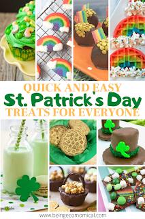Easy Saint Patrick's Day Treats
