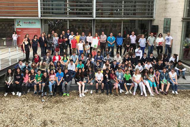 Participantes en la sesión final de Agenda Escolar 21