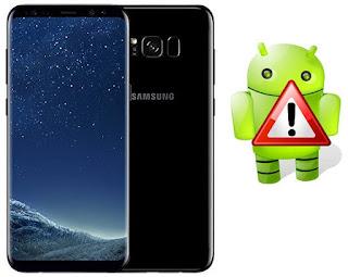 Fix DM-Verity (DRK) Galaxy S8 Plus SM-G9550 FRP:ON OEM:ON