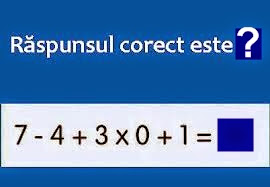 ghicitoare matematica 1