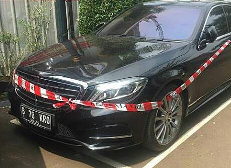 Kejagung Sita mobil Mewah Dan Moge Dari Tersangka Kasus PT Asuransi Jiwasraya