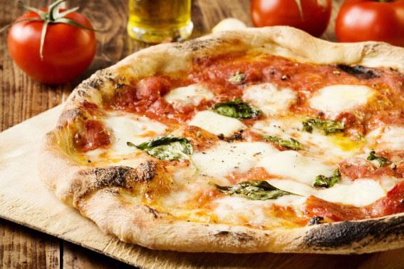 Receta de masa para PIZZA CLÁSICA ITALIANA