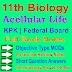 11 Class Biology Notes   Acellular Life