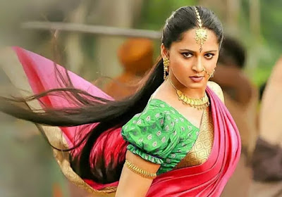 Anushka Sherry In Bahubali