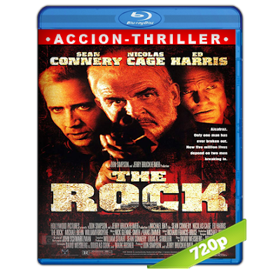 La Roca (1996) BRRip 720p Audio Trial Latino-Castellano-Ingles 5.1