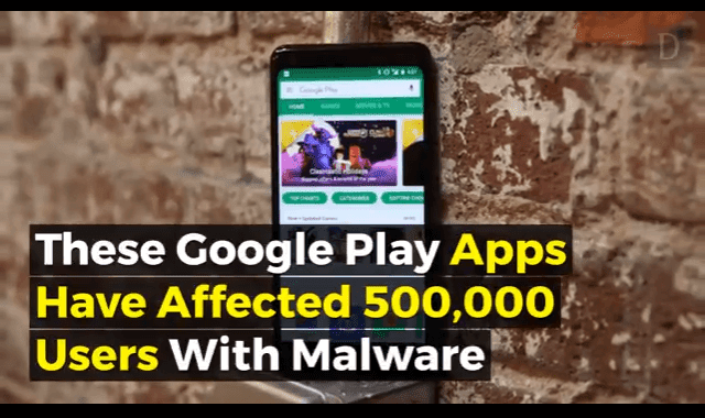 QR Reader Apps With Embedded Malware Discovered On Google Play