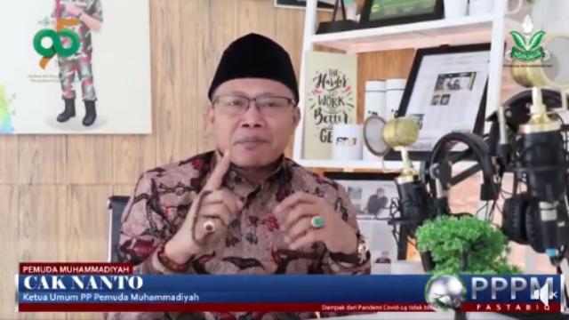 Pemuda Muhammadiyah Berharap Polisi Segera Tangkap Abu Janda