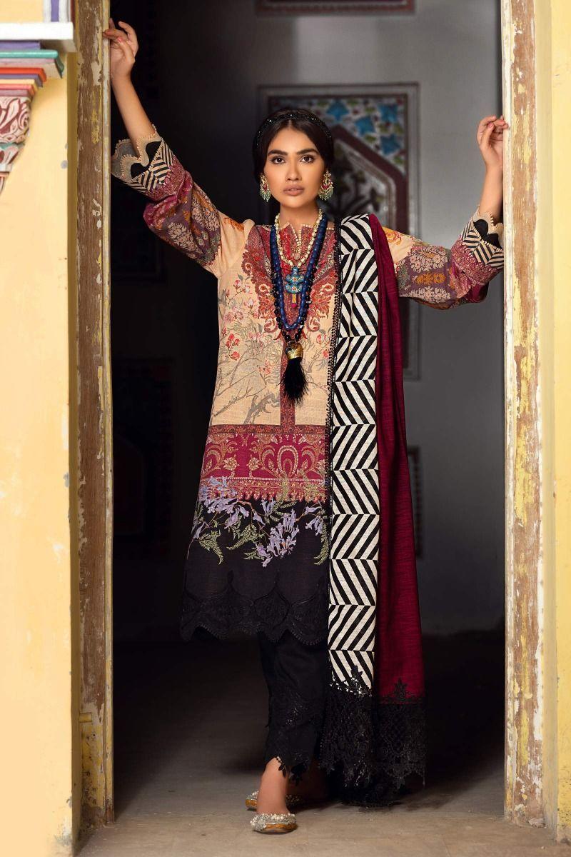 Sana Safinaz | Mahay Winter'20