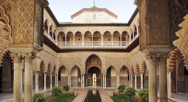 El Alcázar de Sevilla, viajes y turismo