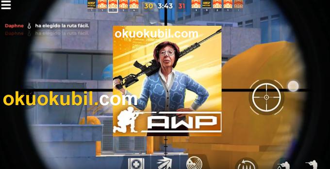 AWP Mode 1.3.5 Keskin Nişancı + Mermi Hilesi 3D sniper FPS MOD APK İNDİR