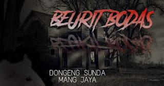 Dongeng Mang Jaya - Beurit Bodas bag.31