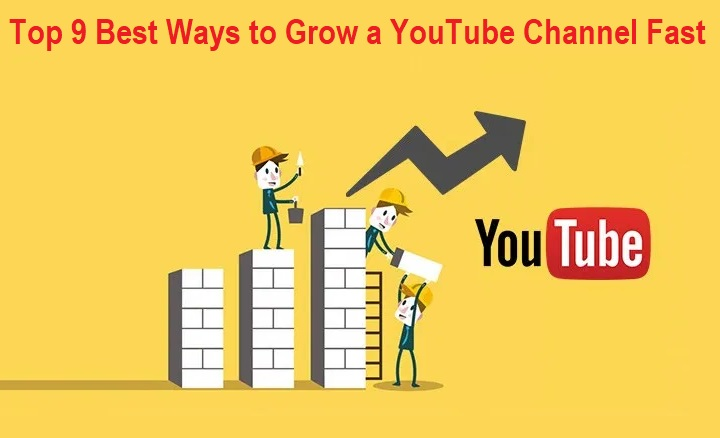 Grow YouTube Channel Fast