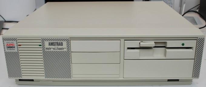 Sinclair APC 386