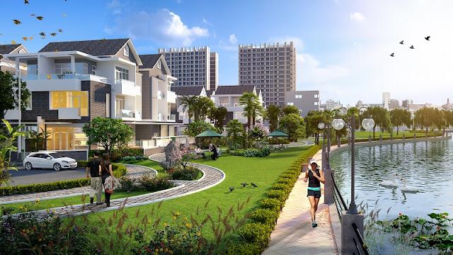 Hateco Kim Chung Đông Anh dự án chung cư biệt thự liền kề shophouse