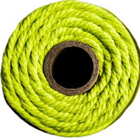 cotton cord green