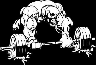 Bodybuilding and fitness blog where you can find all the - Cartoon body builder ...