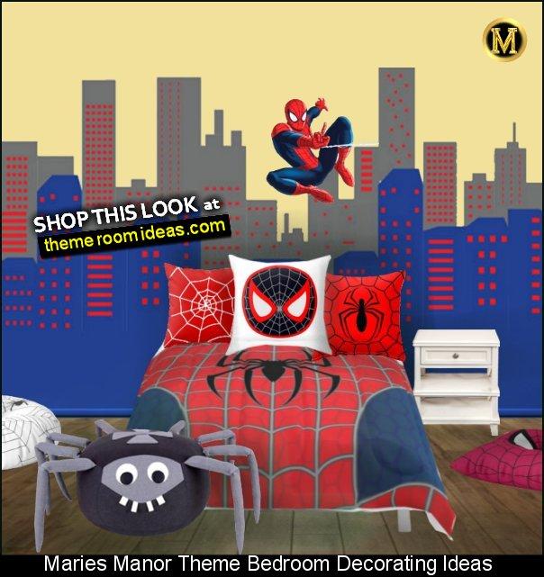 Spider-Man Comforters spider man Throw Pillow spiderman wall decal sticker
