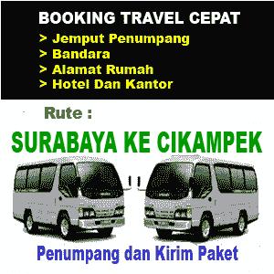 Travel Surabaya ke Cikampek