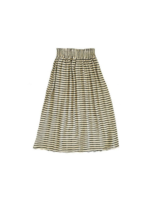 Ace & Jig Ra Ra Midi Skirt in Chester