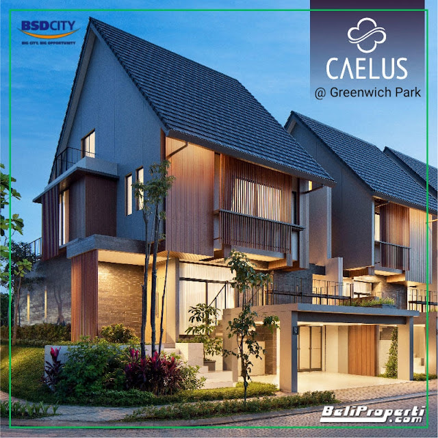 cluster caelus at greenwich park bsd city