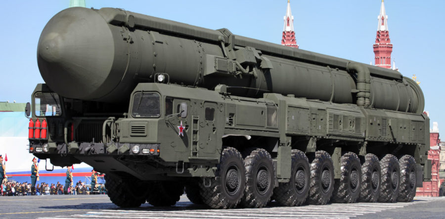Russia's New Nuclear Doctrine