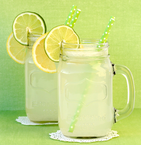 Sparkling Citrus Punch Recipe #sangria #citrus #easy #drink #party