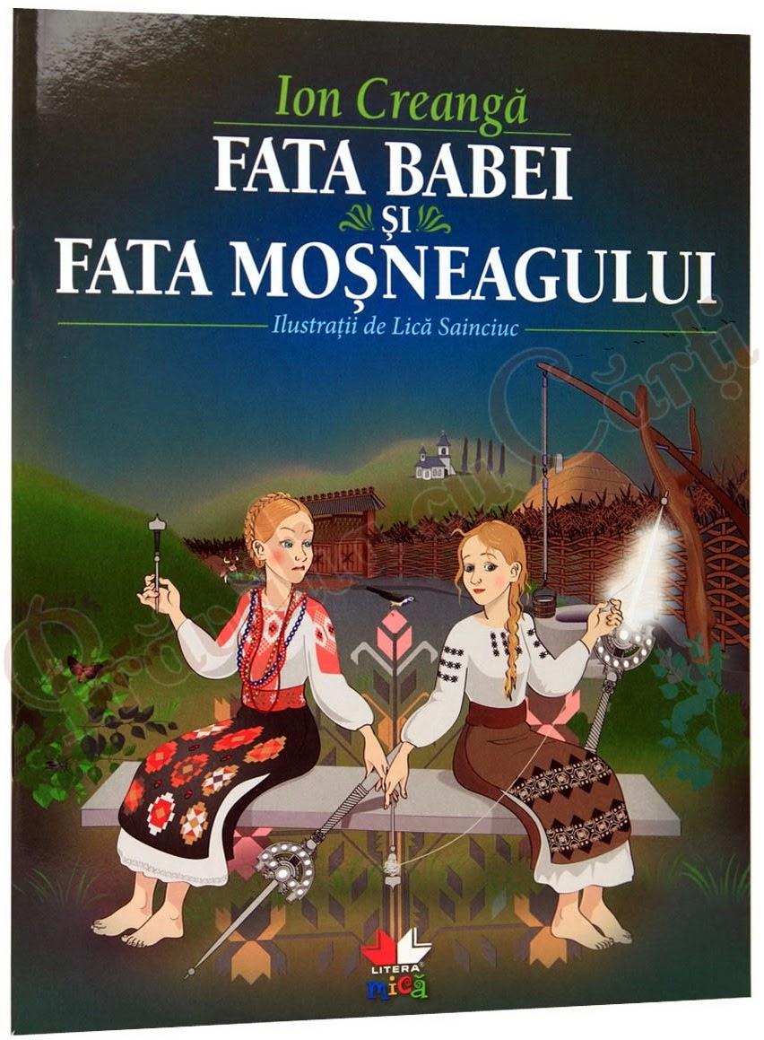 fata-babei-si-fata-mosneagului-ion-creanga