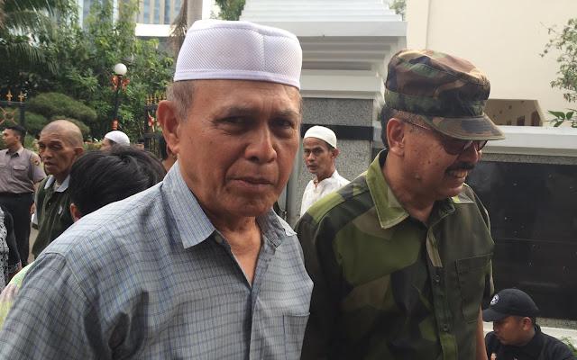 Kivlan Zen akan Gelar Unjuk Rasa di Bawaslu dan KPU, Tuntut Diskualifikasi Jokowi