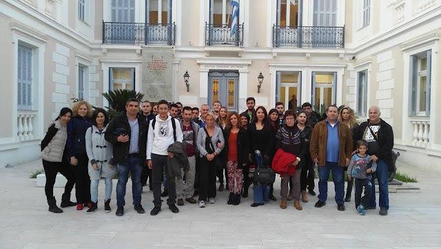 Συνεργασία του Δ.ΙΕΚ Άργους με την Εθνική πινακοθήκη στο Ναύπλιο