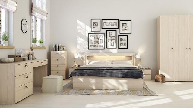 Phòng ngủ nhà cấp 4