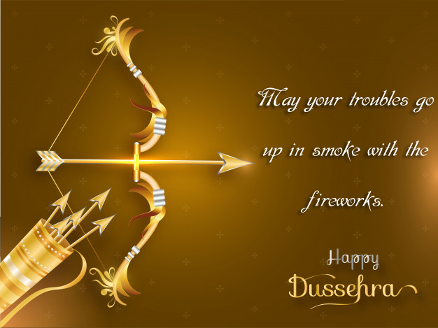 Dussehra Facebook Status