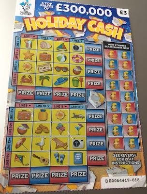 £3 Holiday Cash