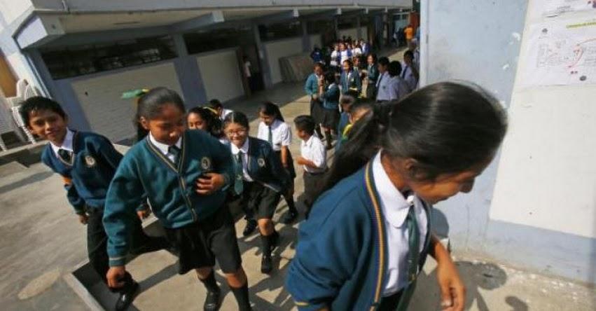 MINEDU: Sepa qué deben hacer los padres de familia si no hay vacantes en un colegio - www.minedu.gob.pe