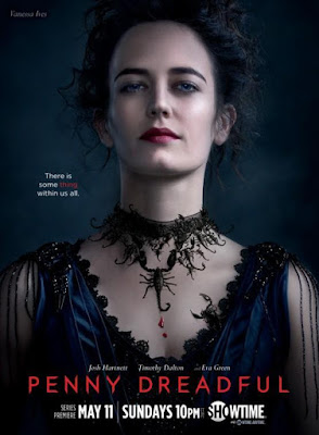 Penny Dreadful (TV Series) S03 DVD R1 NTSC Latino