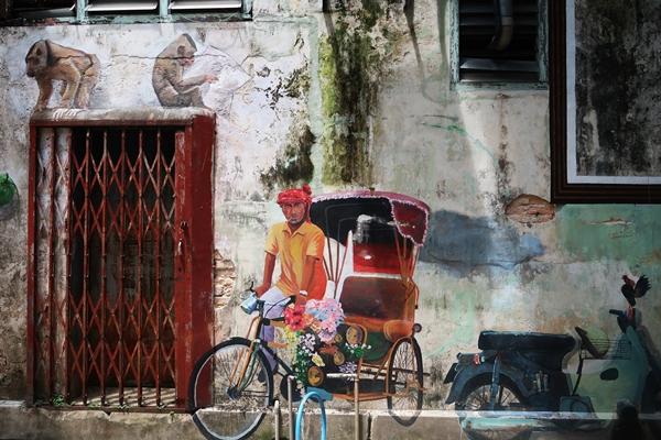 Street Art Kota Bharu Kelantan