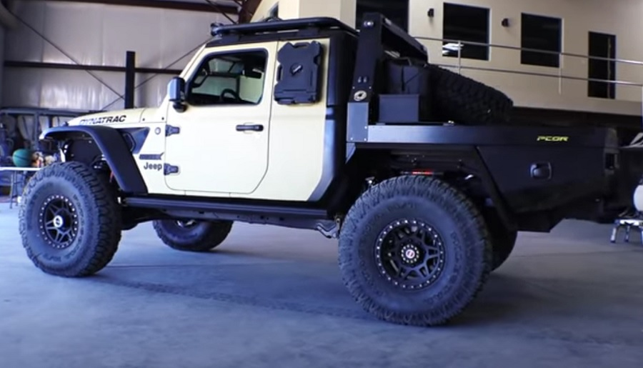 2 Door Jeep Gladiator