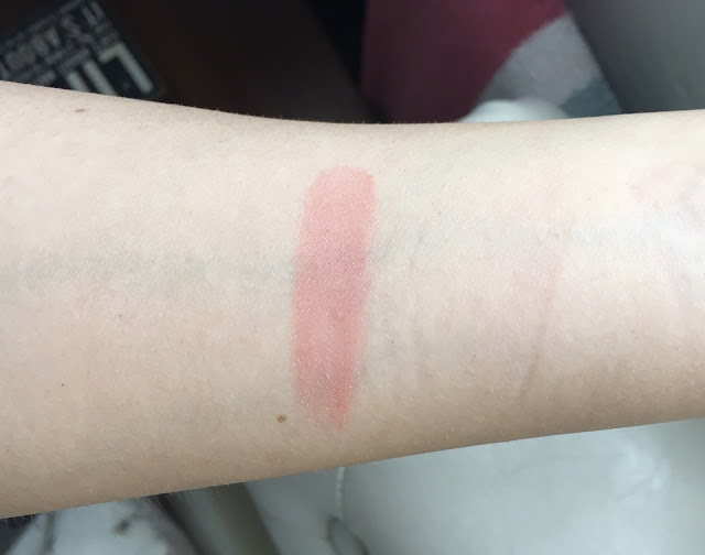 See swatches for Milani Baked Blush in Corallina