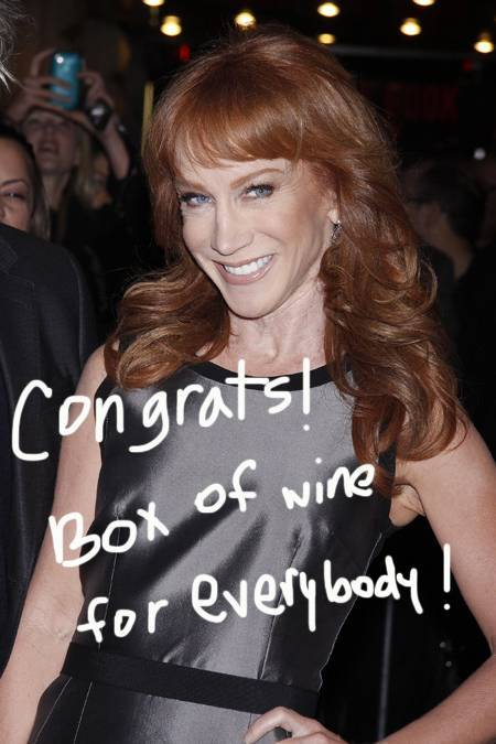 Kathy Griffin Funny Moments