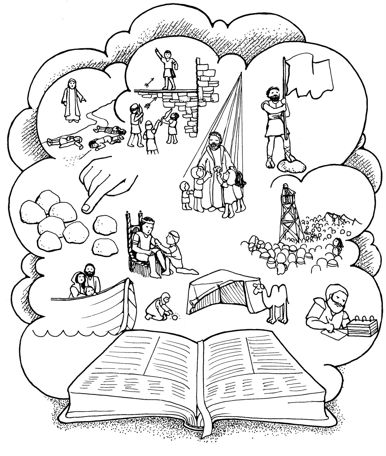clipart of the book of mormon - photo #36