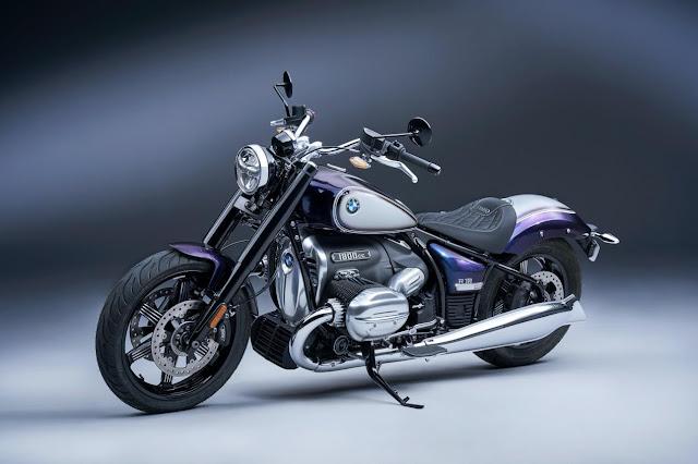 BMW Motorrad توسع نطاق تجهيزات طرازي R 18 وR 18 Classic.