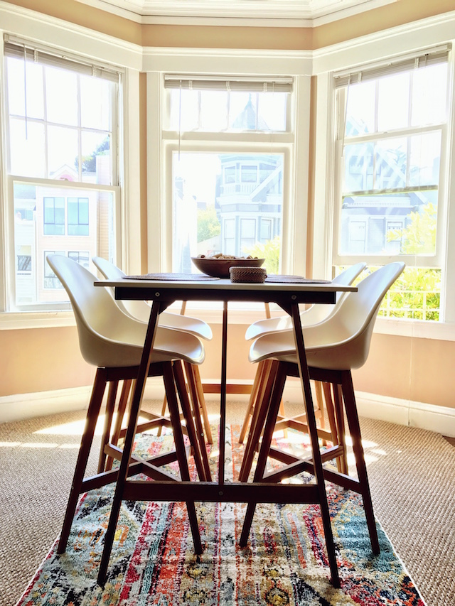 Ikea Bar Table And Chairs How To Install Chair Rail Tile The Short Sweet Of It
