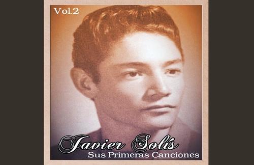 Cuatro Palabras | Javier Solis Lyrics