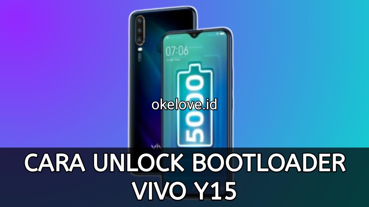 Cara Unlock Bootloader VIVO Y15