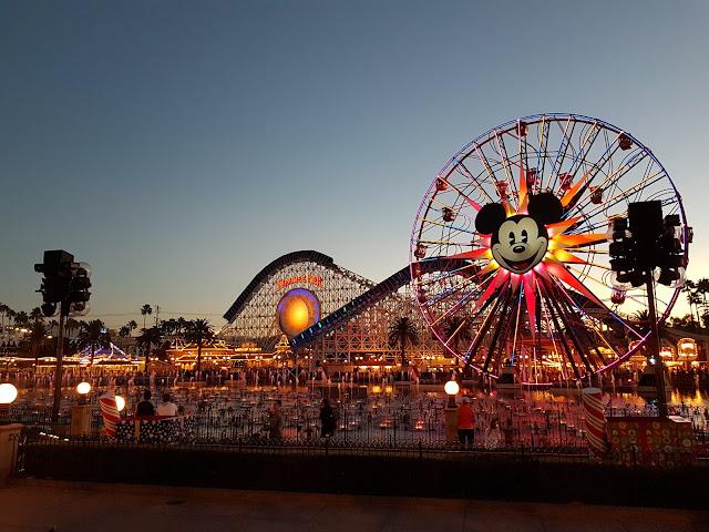 Disneyland kokemuksia, Anaheim Resort